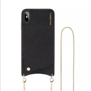 Black iPhone 7,8 Plus Crossbody Bandolier Replica